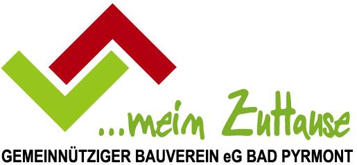 Logo Gemeinnütziger Bauverein eG Bad Pyrmont ...mein Zuhause
